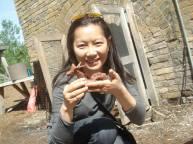 Diana Tso, Water Dragon workshop, Brickworks