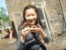 Diana Tso, Water Dragon workshop, Brickworks