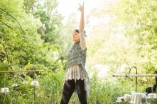 Lucy Rupert, choreography Nova Bhattacharya. Photo: Saajid Motala