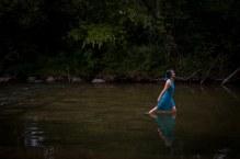 Water Spirit - Julia Aplin. Photo: Giulio Muratori