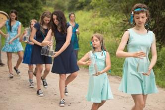 Pouring Water — by Julia Aplin with Swansea School of Dance. Music: Blake Howard. Photo: Saajid Motala